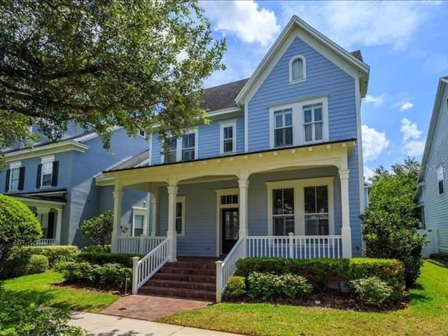 2072 Hartz Alley, Orlando, FL 32814 (MLS #O5791481) :: Your Florida House Team