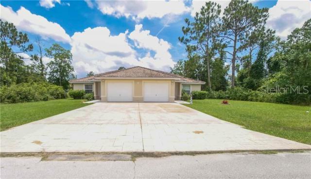 14 Wood Acre Lane, Palm Coast, FL 32164 (MLS #O5792427) :: The Duncan Duo Team