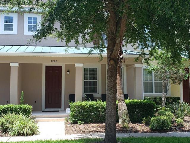 7927 Northlake Parkway #1, Orlando, FL 32827 (MLS #O5793250) :: Your Florida House Team