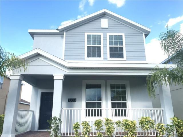 10013 Lovegrass Lane, Orlando, FL 32832 (MLS #O5793300) :: The Edge Group at Keller Williams