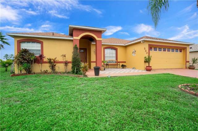 530 Partridge Drive, Poinciana, FL 34759 (MLS #O5793895) :: Cartwright Realty