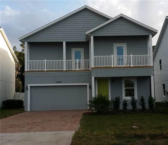 5424 Sunrise Boulevard, Orlando, FL 32803 (MLS #O5795888) :: Cartwright Realty