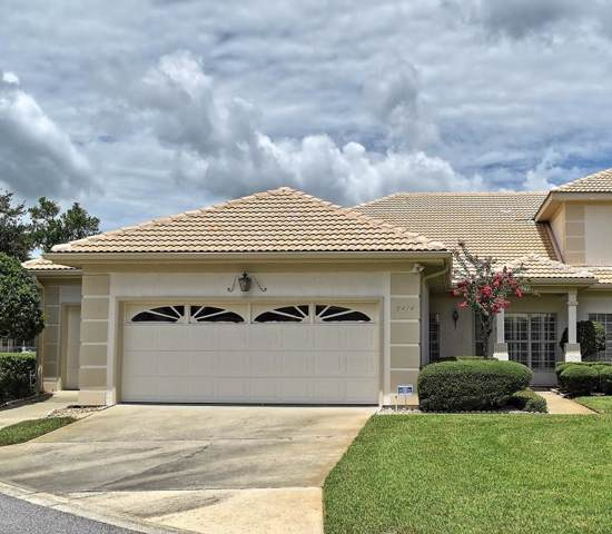 2414 Sweetwater Country Club Drive #5, Apopka, FL 32712 (MLS #O5799111) :: Bustamante Real Estate