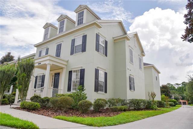 1116 Tapestry Drive, Celebration, FL 34747 (MLS #O5799165) :: Ideal Florida Real Estate