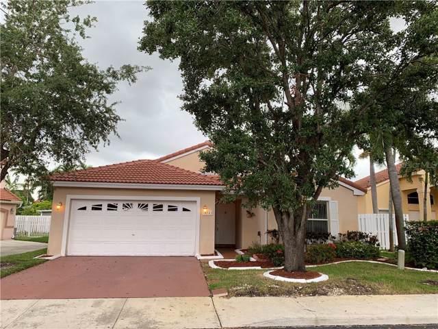 16583 NW 2ND Lane, Pembroke Pines, FL 33028 (MLS #O5799223) :: Griffin Group