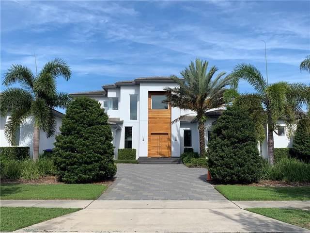 11720 Vinci Drive #11, Windermere, FL 34786 (MLS #O5799234) :: Dalton Wade Real Estate Group