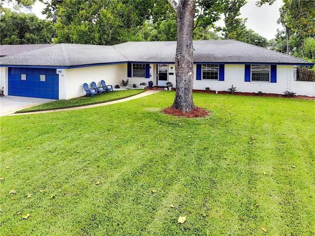 1421 Oxford Road, Maitland, FL 32751 (MLS #O5800277) :: Lock & Key Realty