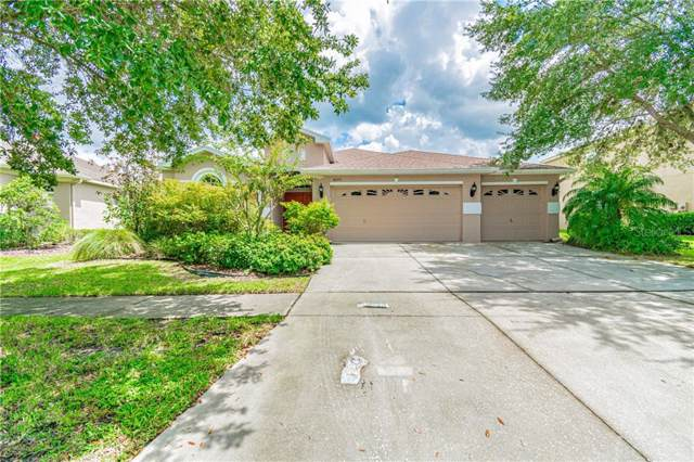 16105 Bridgedale Drive, Lithia, FL 33547 (MLS #O5801774) :: Cartwright Realty