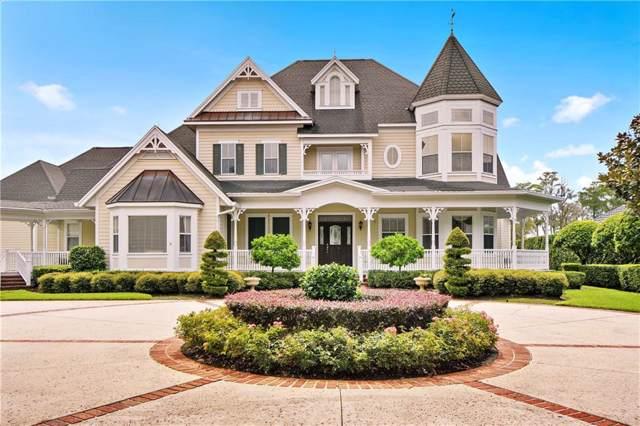 6133 Greatwater Drive #1, Windermere, FL 34786 (MLS #O5802525) :: Delgado Home Team at Keller Williams