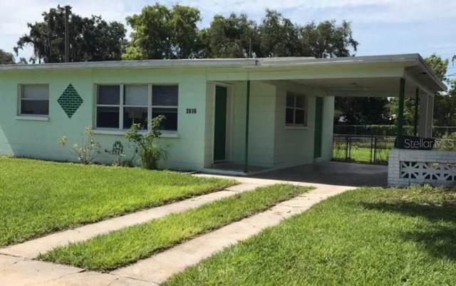 2816 Dixie Road, Lakeland, FL 33801 (MLS #O5803232) :: Bustamante Real Estate