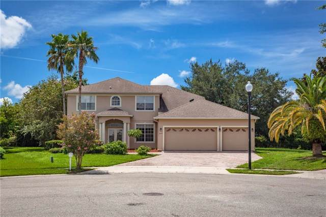8624 Terrace Pines Court, Orlando, FL 32836 (MLS #O5803387) :: Pristine Properties