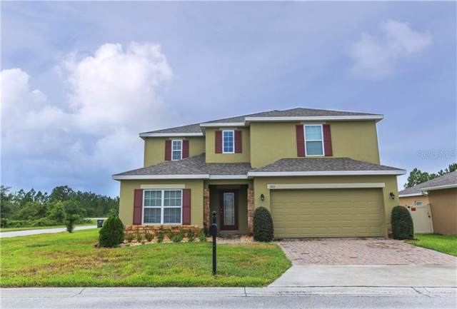 603 Vitoria Road, Davenport, FL 33837 (MLS #O5803943) :: The Duncan Duo Team