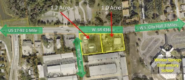 815 W Sr 434, Winter Springs, FL 32708 (MLS #O5806241) :: Armel Real Estate
