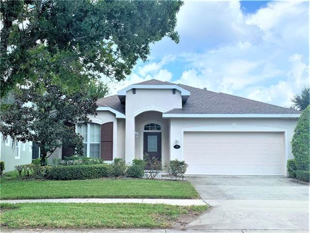 205 Heywood Terrace, Deland, FL 32724 (MLS #O5806457) :: The Brenda Wade Team