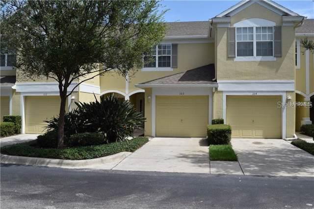 6059 Twain Street #103, Orlando, FL 32835 (MLS #O5806751) :: Griffin Group