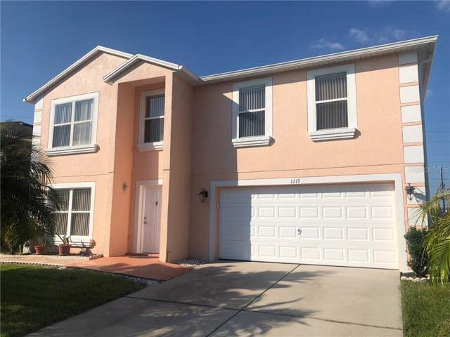 1219 Kempton Chase Parkway, Orlando, FL 32837 (MLS #O5807015) :: Baird Realty Group