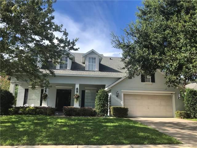 309 Sweetwater Springs Street, Debary, FL 32713 (MLS #O5807589) :: Cartwright Realty
