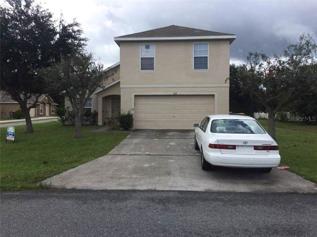 628 Milan Drive, Kissimmee, FL 34758 (MLS #O5807879) :: Florida Real Estate Sellers at Keller Williams Realty