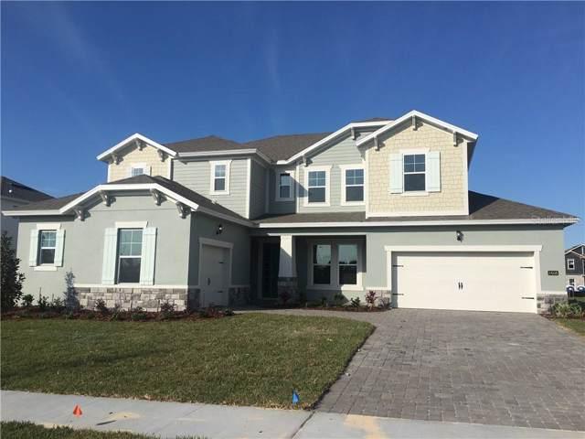 1656 Juniper Hammock Street, Winter Garden, FL 34787 (MLS #O5808401) :: Bustamante Real Estate