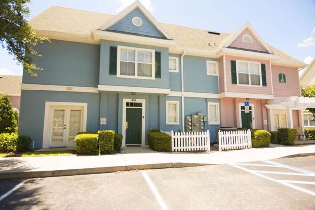 4002 Venetian Bay Drive #108, Kissimmee, FL 34741 (MLS #O5808798) :: McConnell and Associates