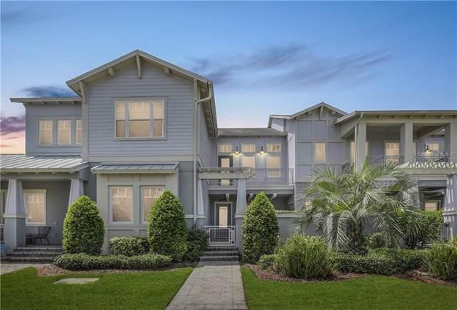 8372 Tavistock Lakes Boulevard, Orlando, FL 32827 (MLS #O5809518) :: RE/MAX Realtec Group