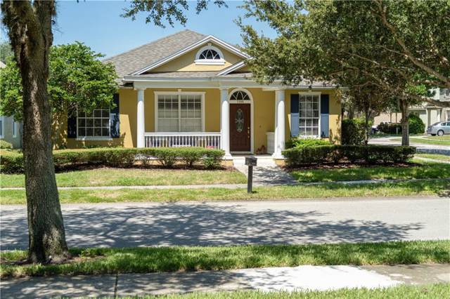 7006 Mapperton Drive, Windermere, FL 34786 (MLS #O5809597) :: Team Bohannon Keller Williams, Tampa Properties