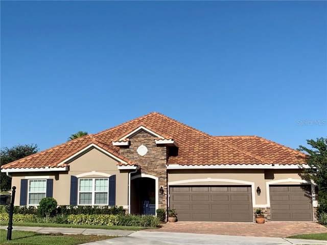 3502 Mediterra Drive, Clermont, FL 34711 (MLS #O5810543) :: Team Bohannon Keller Williams, Tampa Properties