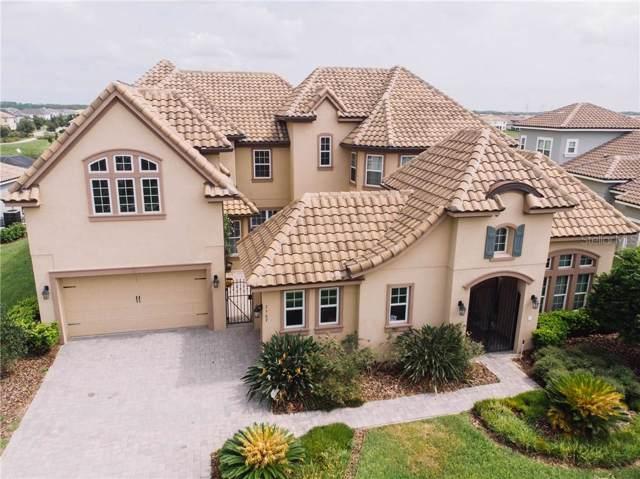 7567 Green Mountain Way, Winter Garden, FL 34787 (MLS #O5810940) :: Bustamante Real Estate