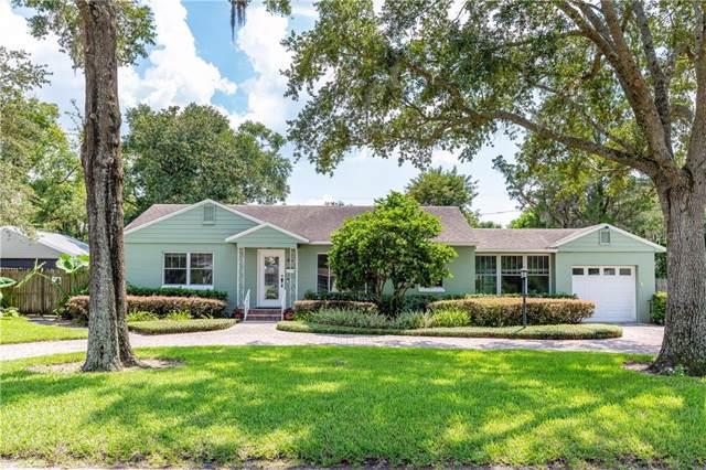 942 Garden Drive, Winter Park, FL 32789 (MLS #O5811023) :: Baird Realty Group