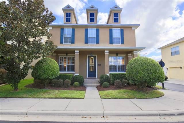 201 Burgess Drive, Winter Springs, FL 32708 (MLS #O5815306) :: Florida Real Estate Sellers at Keller Williams Realty