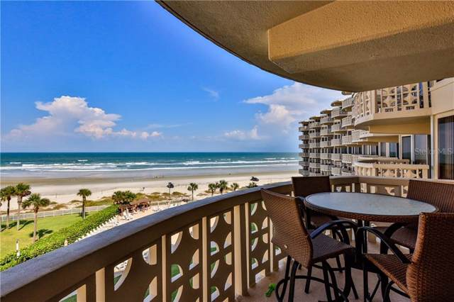 601 N Atlantic Avenue #503, New Smyrna Beach, FL 32169 (MLS #O5816201) :: Florida Life Real Estate Group