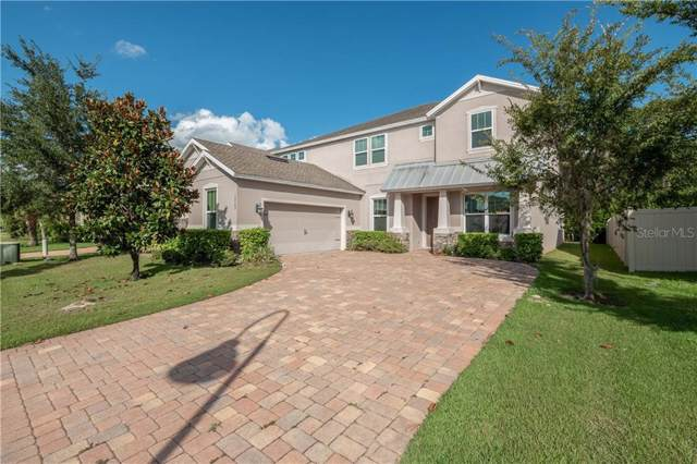 14799 Golden Sunburst Avenue, Orlando, FL 32827 (MLS #O5816915) :: Cartwright Realty