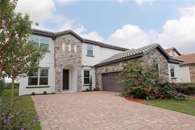 8376 Lookout Pointe Drive, Windermere, FL 34786 (MLS #O5817083) :: Team Bohannon Keller Williams, Tampa Properties