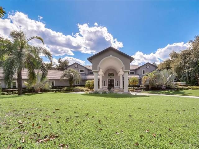 340 Saddleworth Place, Lake Mary, FL 32746 (MLS #O5818016) :: 54 Realty