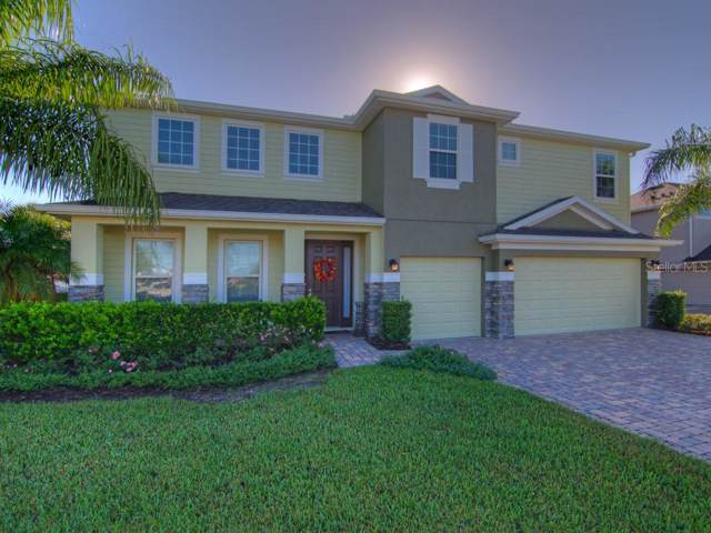 313 Skyview Place, Chuluota, FL 32766 (MLS #O5818355) :: GO Realty