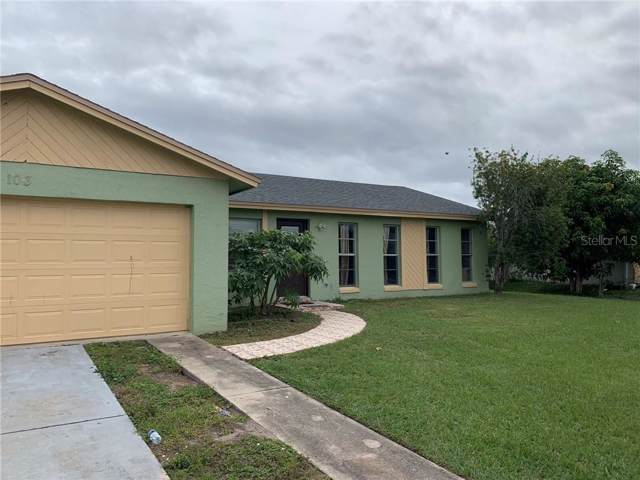 Address Not Published, Kissimmee, FL 34743 (MLS #O5818582) :: Bustamante Real Estate