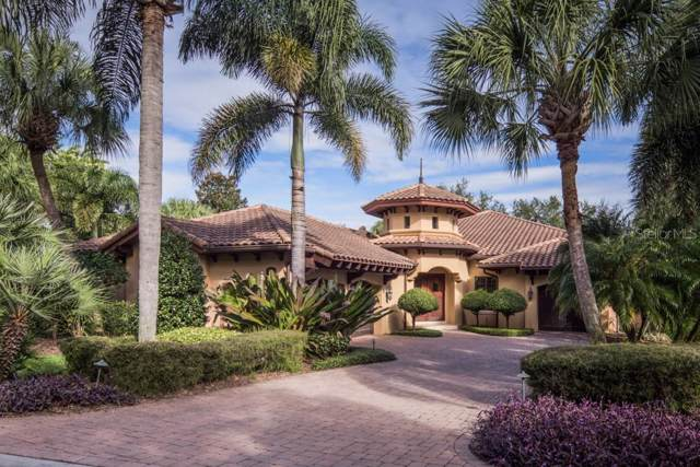 9108 Isleworth Gardens Drive, Windermere, FL 34786 (MLS #O5819457) :: Team Bohannon Keller Williams, Tampa Properties