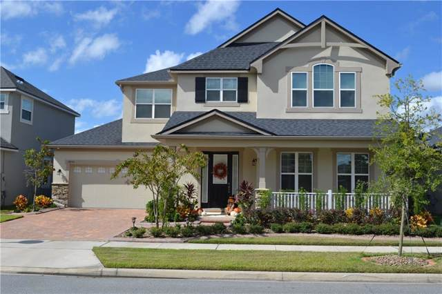7855 Corkfield Avenue, Orlando, FL 32832 (MLS #O5819793) :: The Light Team