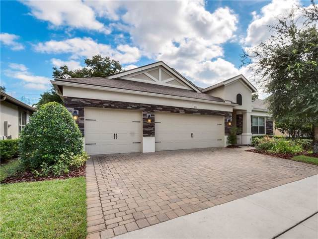 878 Sherbourne Circle, Lake Mary, FL 32746 (MLS #O5819919) :: Alpha Equity Team