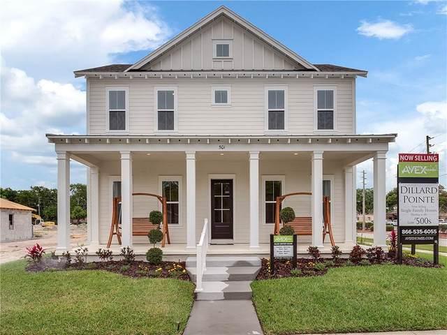 501 N. Dillard Street, Winter Garden, FL 34787 (MLS #O5821908) :: Bustamante Real Estate