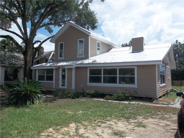 912 E Orange Ave, Eustis, FL 32726 (MLS #O5822012) :: The Duncan Duo Team