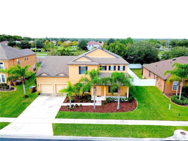 4002 Sunburst View Circle, Kissimmee, FL 34746 (MLS #O5822448) :: Griffin Group