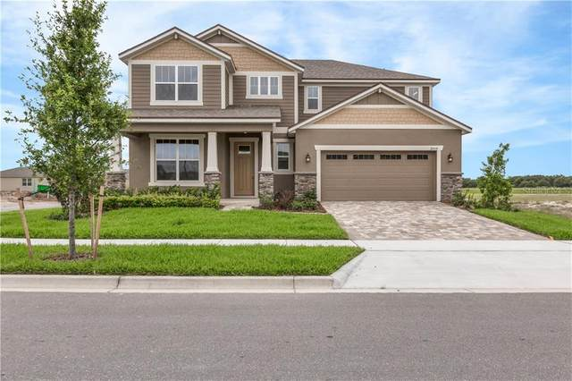 2554 Volunteer Avenue Lot 83, Kissimmee, FL 34744 (MLS #O5822698) :: Burwell Real Estate
