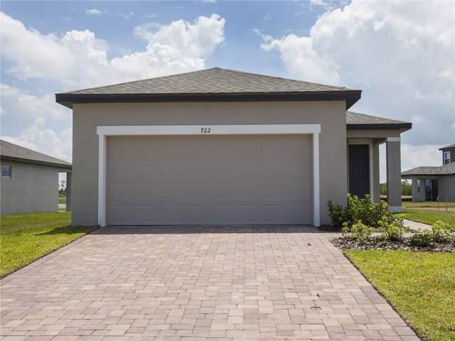 722 Ladyfish Lane, New Smyrna Beach, FL 32168 (MLS #O5823195) :: The Robertson Real Estate Group