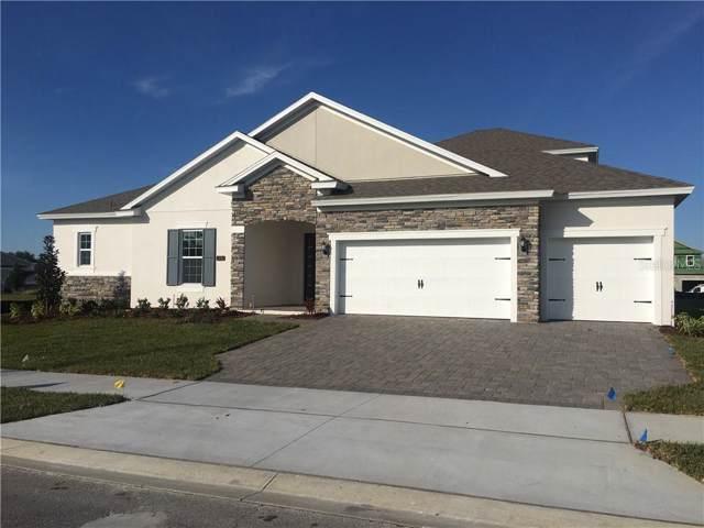 1674 Juniper Hammock Street, Winter Garden, FL 34787 (MLS #O5823849) :: Cartwright Realty