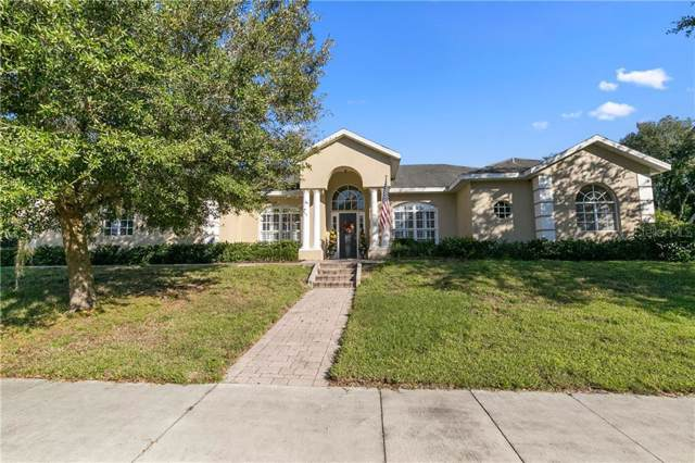 1245 Shorecrest Circle, Clermont, FL 34711 (MLS #O5827196) :: Team Bohannon Keller Williams, Tampa Properties