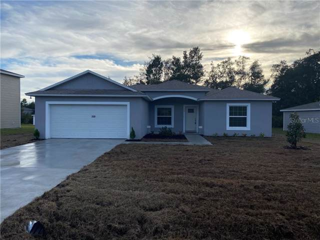 208 Begonia Place, Poinciana, FL 34759 (MLS #O5827700) :: RE/MAX Realtec Group