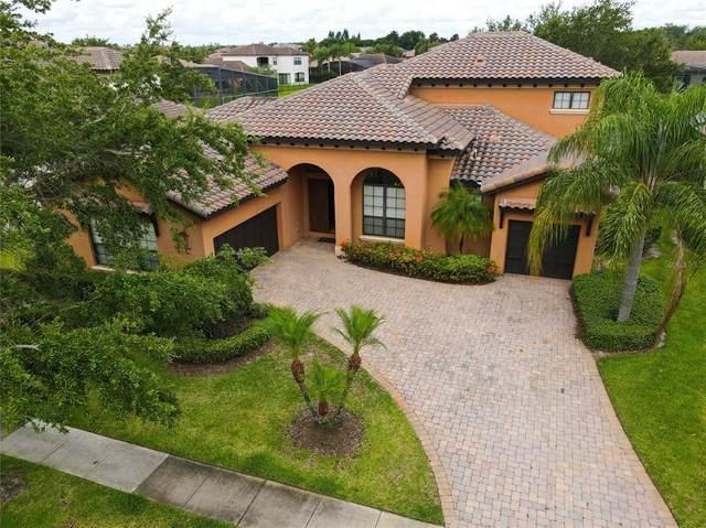 7535 Pointe Venezia Drive, Orlando, FL 32836 (MLS #O5827875) :: Rabell Realty Group