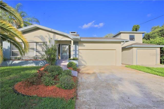 3150 S Canal Drive, Palm Harbor, FL 34684 (MLS #O5828433) :: The Duncan Duo Team