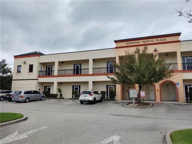 316 W Bass Street #203, Kissimmee, FL 34741 (MLS #O5829703) :: Team Bohannon Keller Williams, Tampa Properties